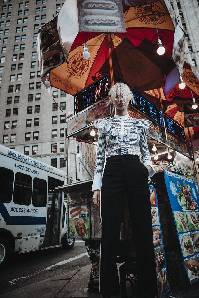 Never enough for Vogue Brasil