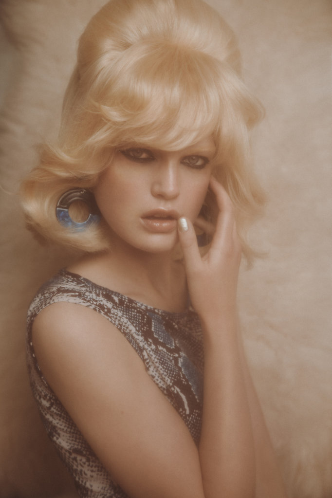 The rest is hairstory for Tush Magazine
