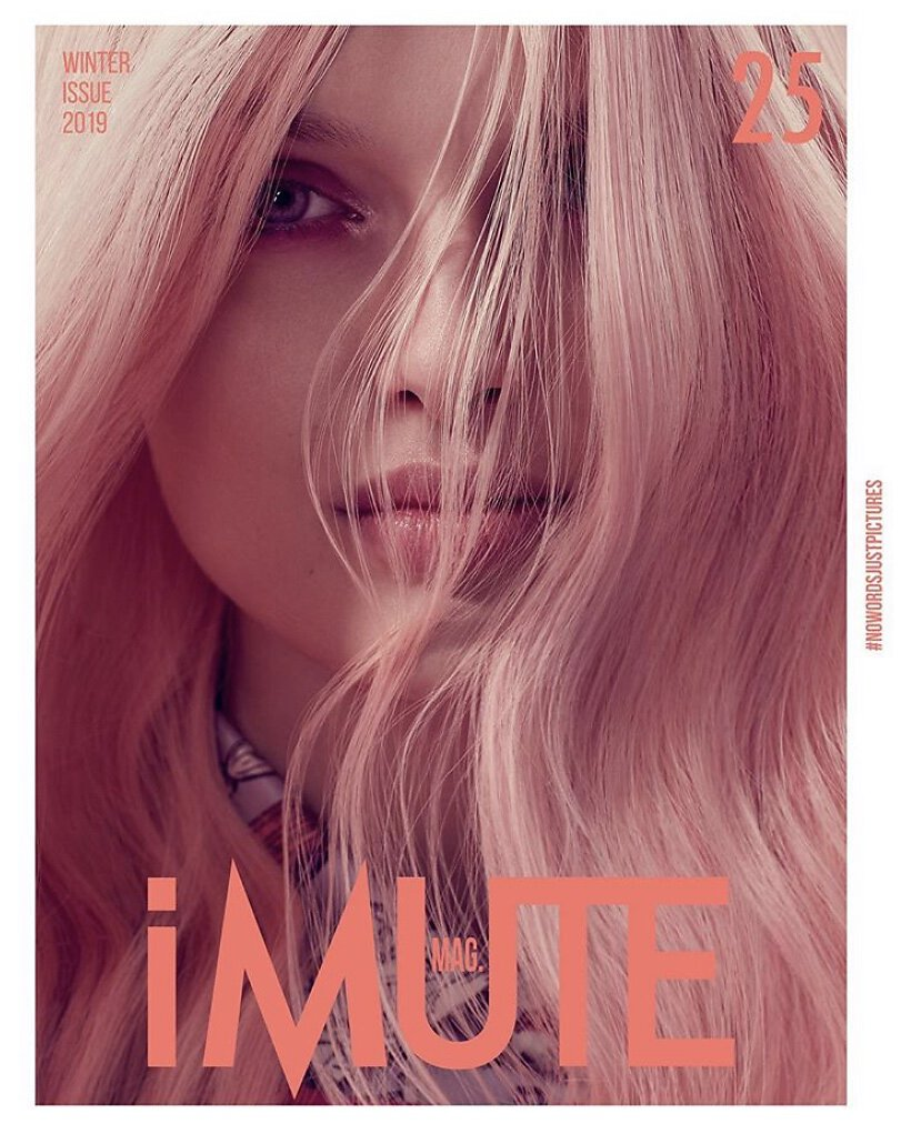 Pink Dream for Imute Magazine